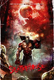 Splatterhouse (2010) Poster - Movie Forum, Cast, Reviews