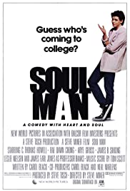 Soul Man (1986) Poster - Movie Forum, Cast, Reviews