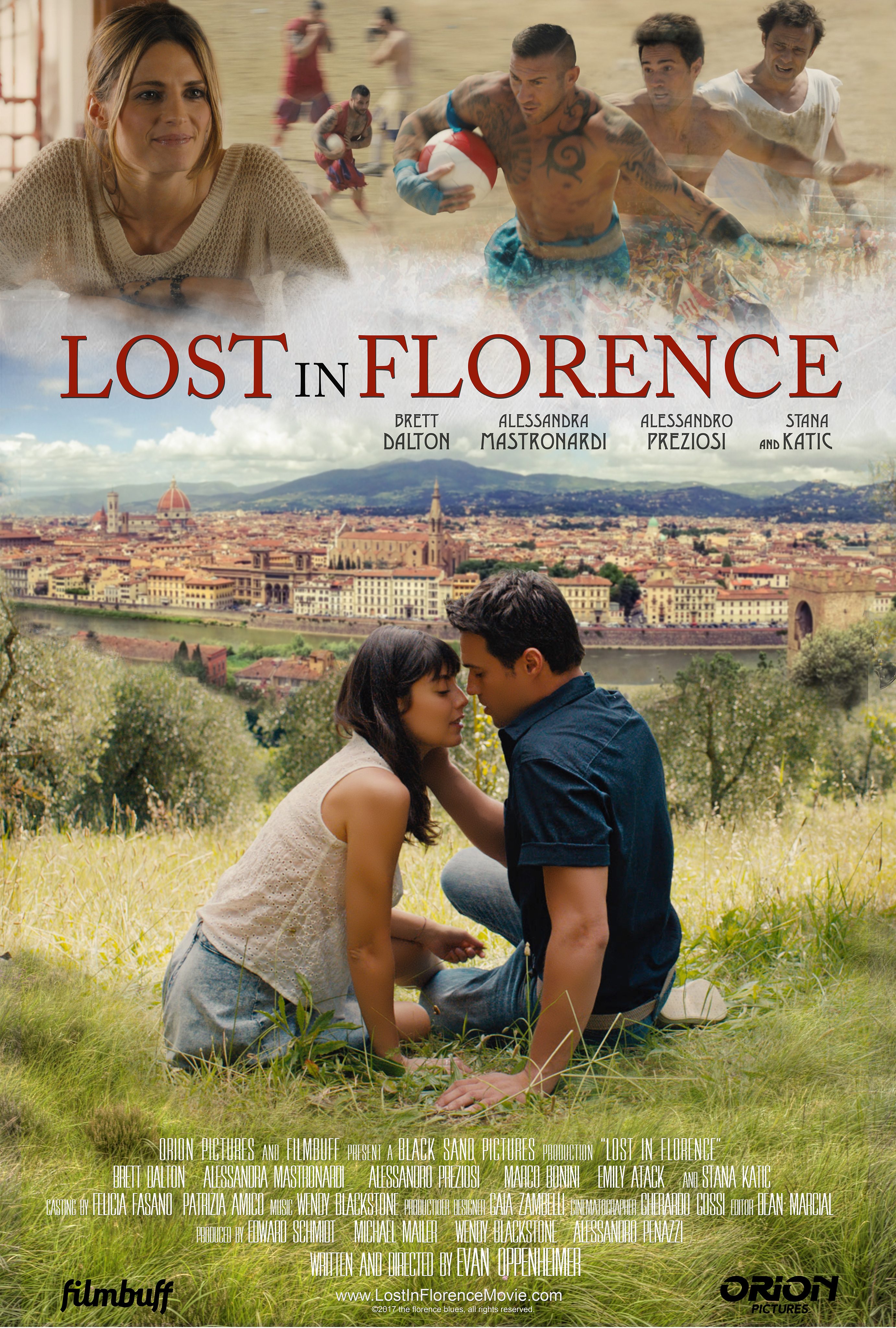 image Lost in Florence Watch Full Movie Free Online