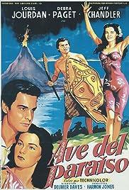 Bird of Paradise(1951) Poster - Movie Forum, Cast, Reviews