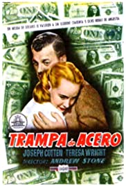 The Steel Trap (1952) Poster - Movie Forum, Cast, Reviews