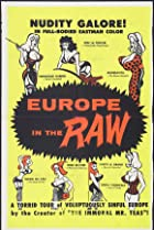 Image of Europe in the Raw