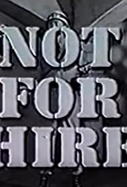 Not for Hire Poster
