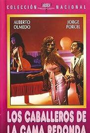 Los caballeros de la cama redonda Poster