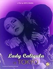 Lady Caligula in Tokyo (1981) poster