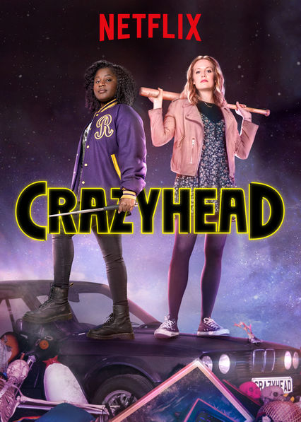 Poster for show Crazyhead
