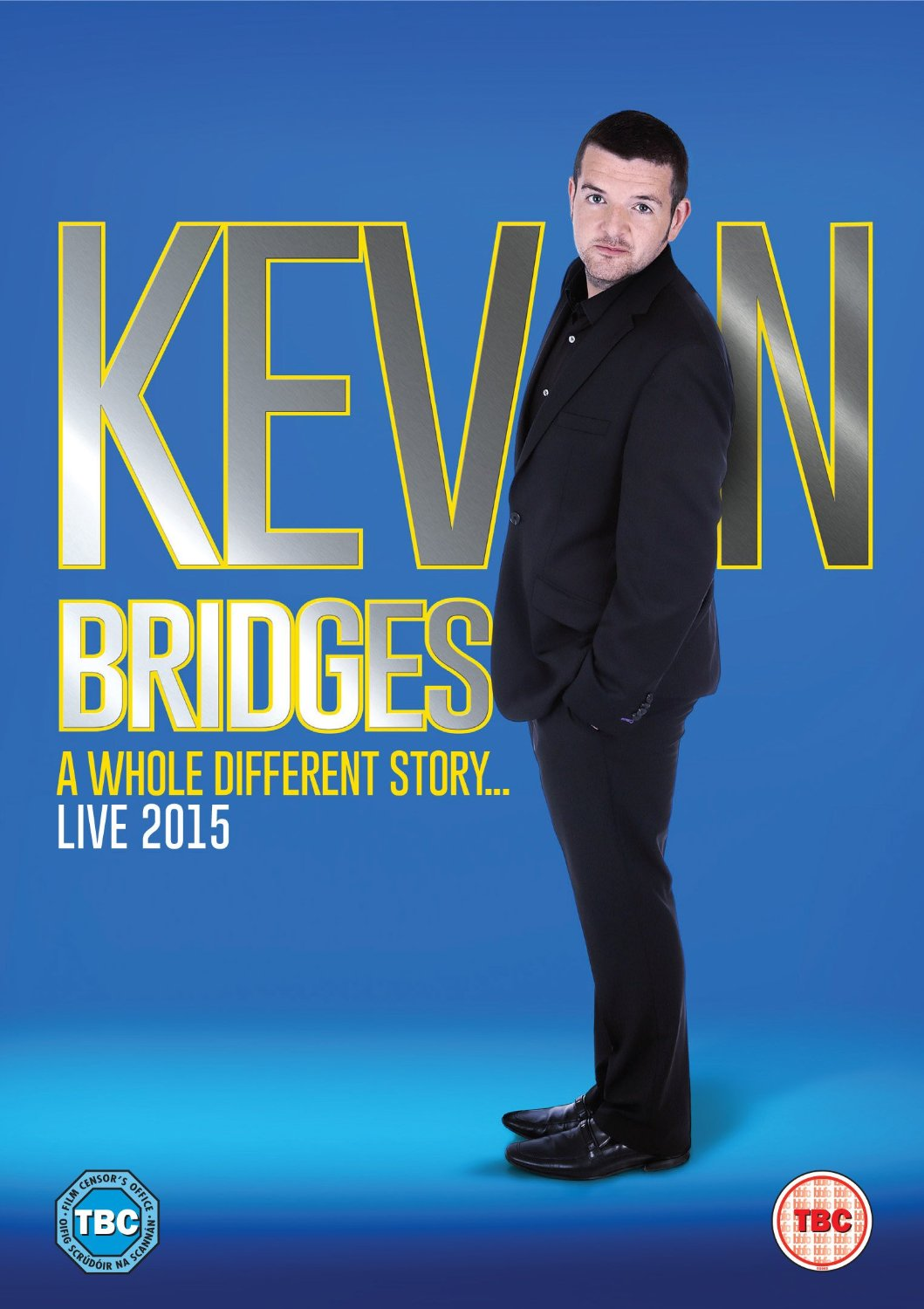 image Kevin Bridges: A Whole Different Story (2015) (V) Watch Full Movie Free Online