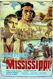 Die Flußpiraten vom Mississippi Poster