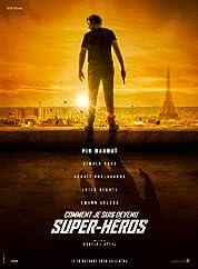 How I Became a Superhero (2021) poster