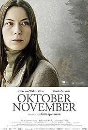 Oktober November(2013) Poster - Movie Forum, Cast, Reviews