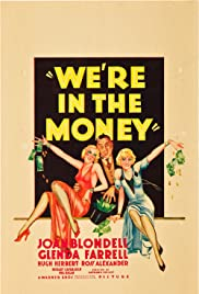 We're in the Money (1935) Poster - Movie Forum, Cast, Reviews
