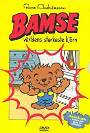 Bamse - världens starkaste björn! Poster