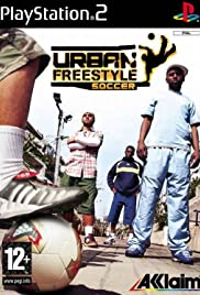 Urban Freestyle Soccer Poster