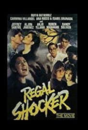 Regal Shocker (The Movie) Poster