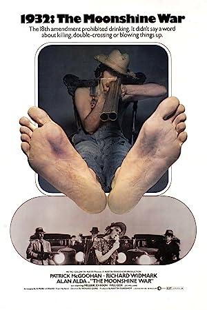 The Moonshine War (1970)