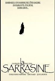 La sarrasine Poster
