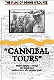 Cannibal Tours Poster