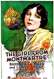 The Girl from Montmartre Poster