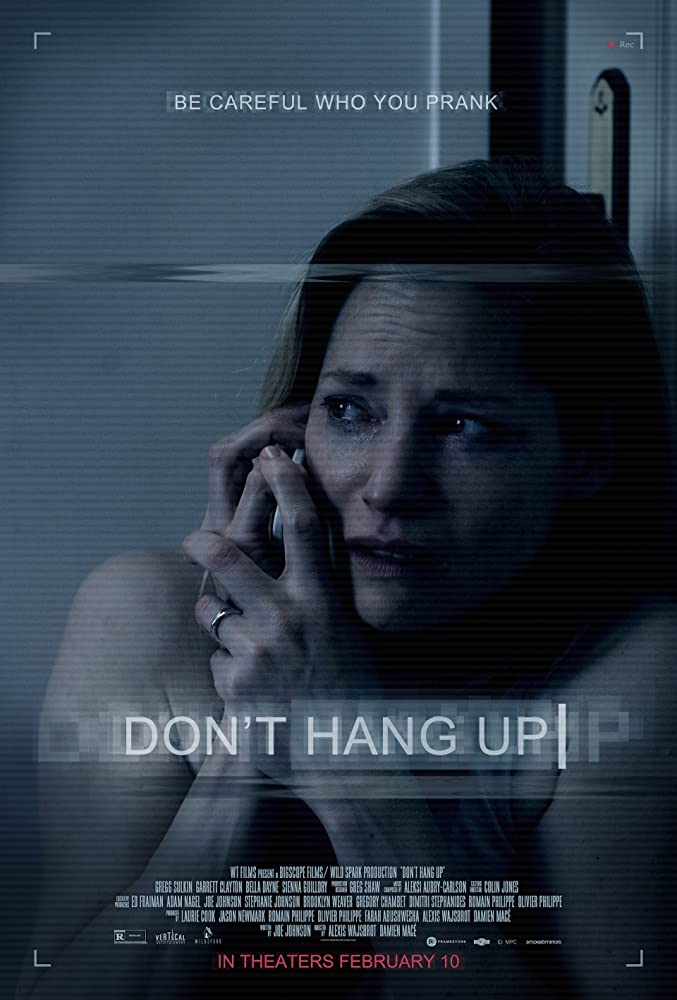 Nonton Don't Hang Up (2017)