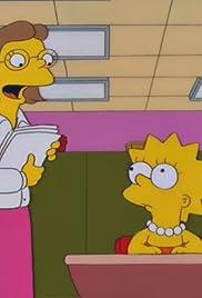 Lisa Gets an 'A' Poster
