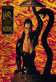 The Lair of the White Worm (1988) Poster - Movie Forum, Cast, Reviews