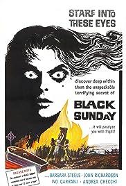 Black Sunday Poster