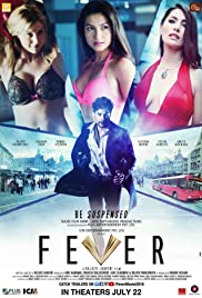 Fever (2016) Poster - Movie Forum, Cast, Reviews