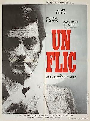 Un Flic poster