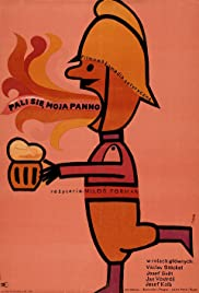 The Firemen's Ball(1967) Poster - Movie Forum, Cast, Reviews
