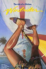 Windrider (1986) Poster - Movie Forum, Cast, Reviews