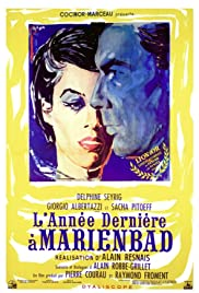 Last Year at Marienbad (1961) Poster - Movie Forum, Cast, Reviews