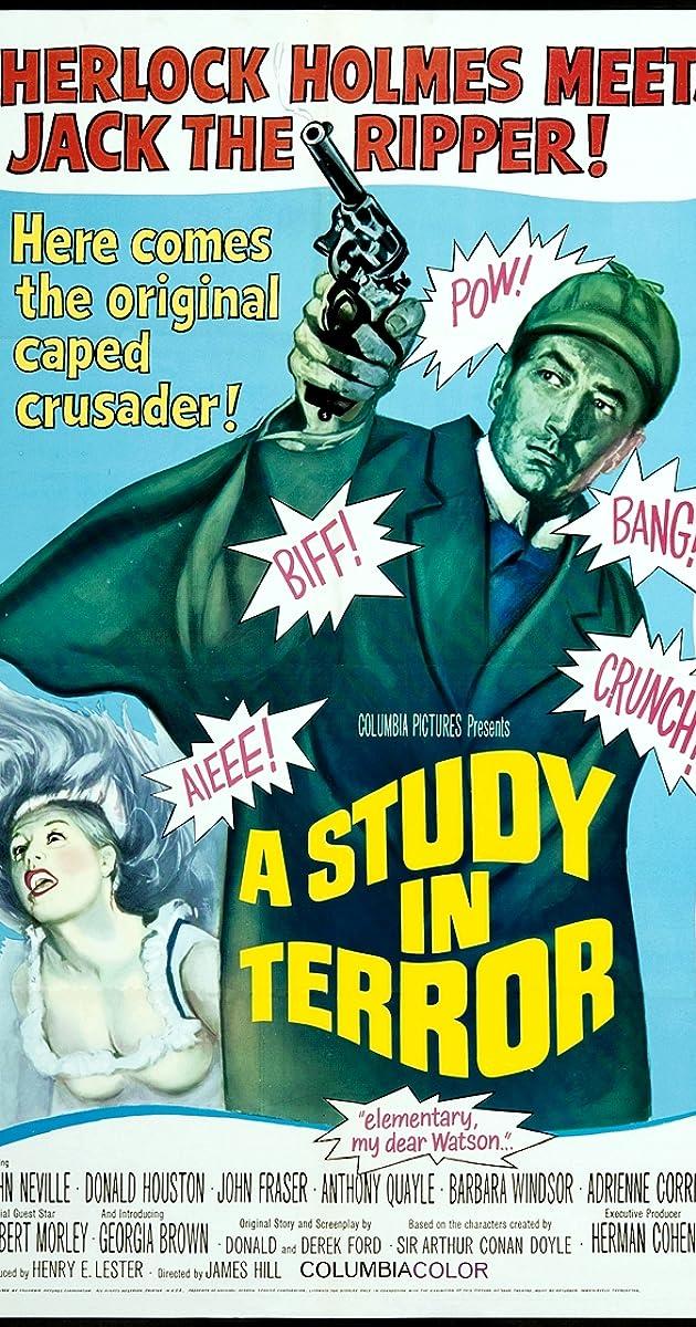 Sherlock Holmes - A Study in Terror (1965) - YouTube