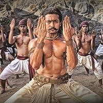 Suriya in 7 Aum Arivu (2011)