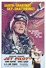 Jet Pilot (1957) Poster - Movie Forum, Cast, Reviews