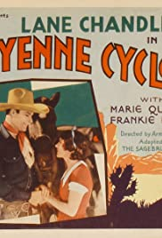 The Cheyenne Cyclone Poster