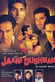 Jaani Dushman: Ek Anokhi Kahani(2002) Poster - Movie Forum, Cast, Reviews