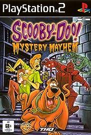 Scooby-Doo! Mystery Mayhem Poster