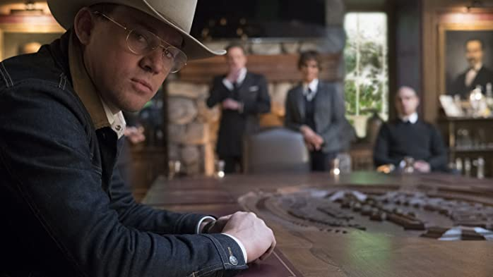 Channing Tatum in Kingsman: The Golden Circle (2017)