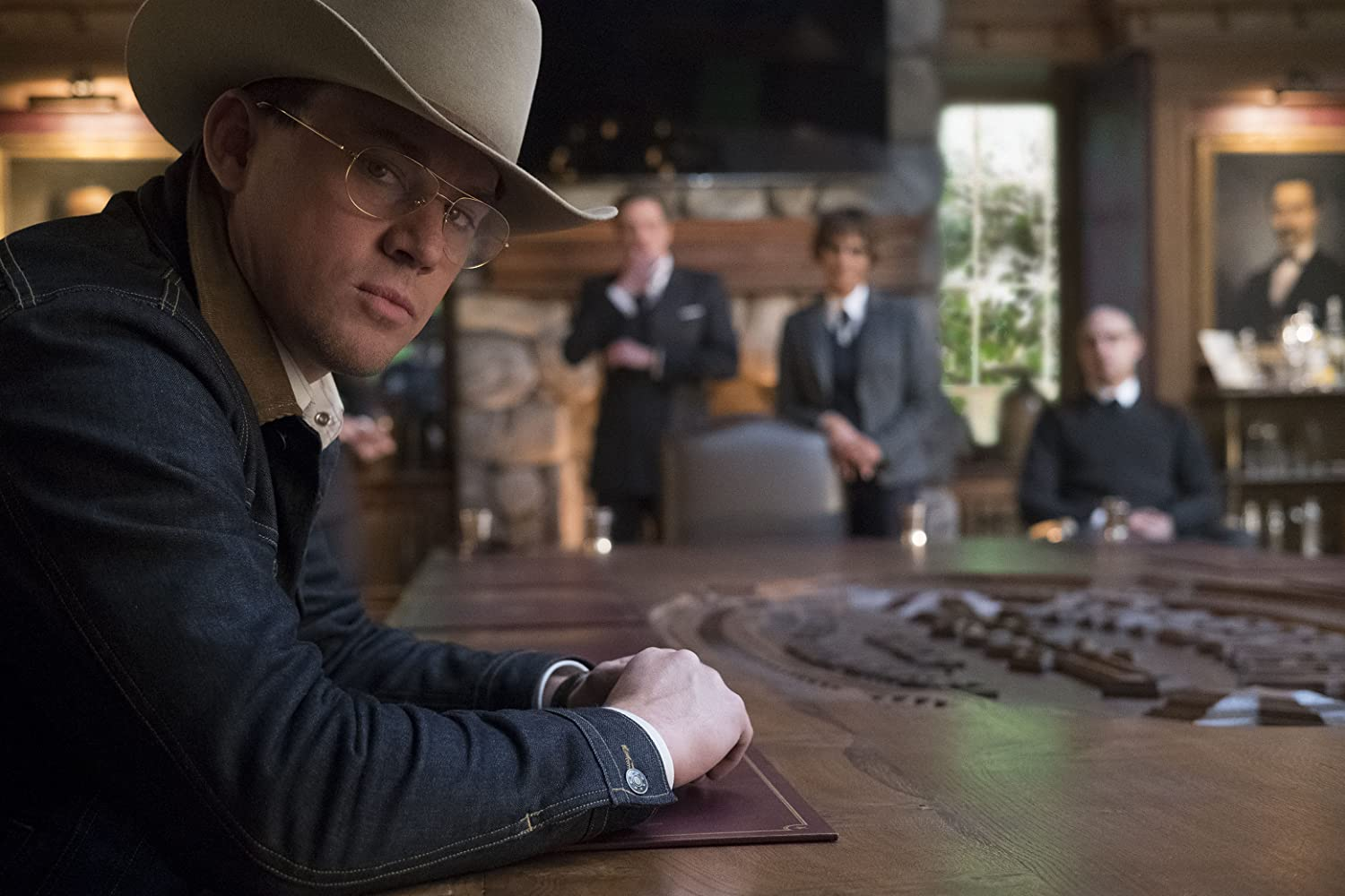 Kingsman: El círculo de oro (Kingsman: The Golden Circle)