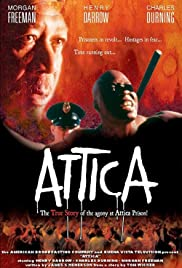 Attica (1980) Poster - Movie Forum, Cast, Reviews