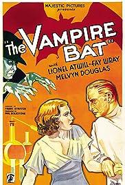 The Vampire Bat Poster