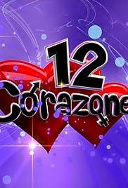 12 corazones Poster