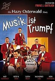 Musik ist Trumpf Poster