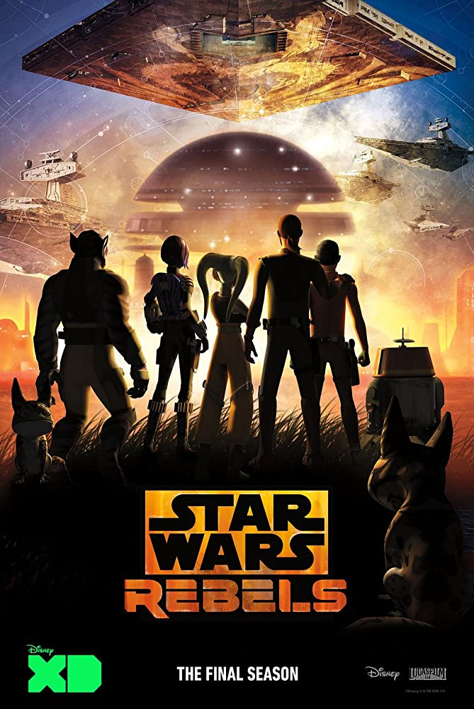 Star Wars Rebels S04E10 XviD-AFG