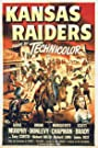 Kansas Raiders (1950) Poster
