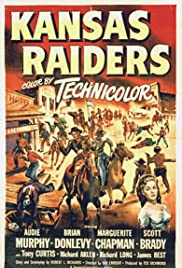 Kansas Raiders (1950) Poster - Movie Forum, Cast, Reviews