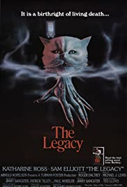 The Legacy (1978) Poster - Movie Forum, Cast, Reviews