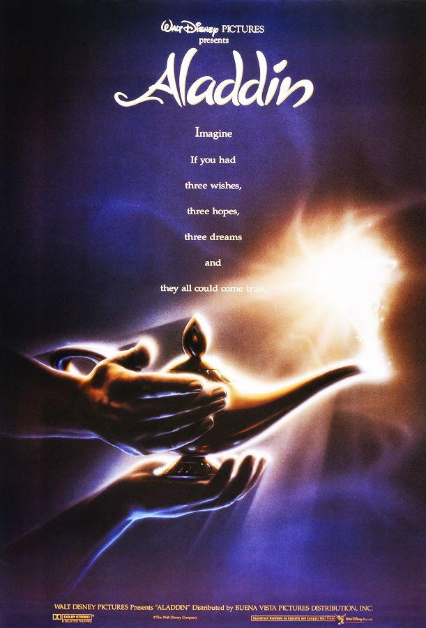 Aladdin (1992) Tagalog Dubbed