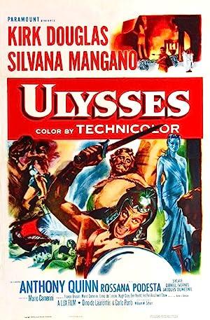 Ulysses poster