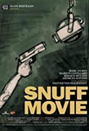 Snuff Movie Poster
